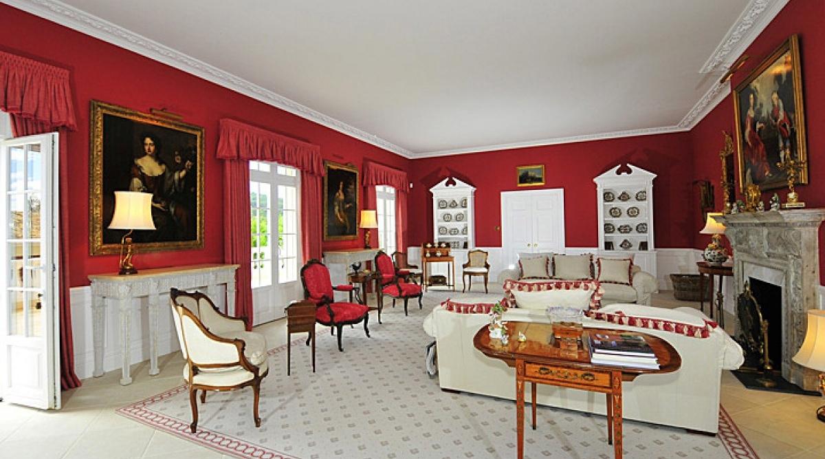 Plan De Maison Mas De Provence la maison de plaisance   luxury villa in provence   edge