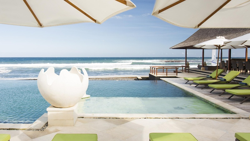 BALI LUXURY VILLA BAYU GITA BEACHFRONT
