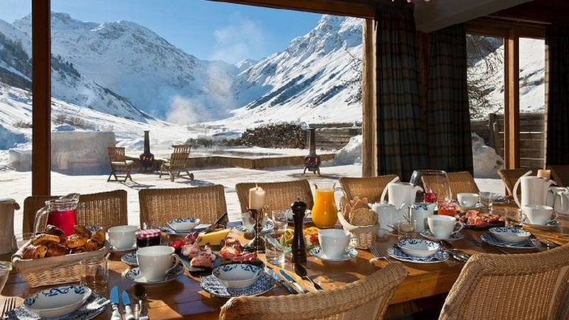 Chalet Le Chardon, Val d'Isere, French Alps