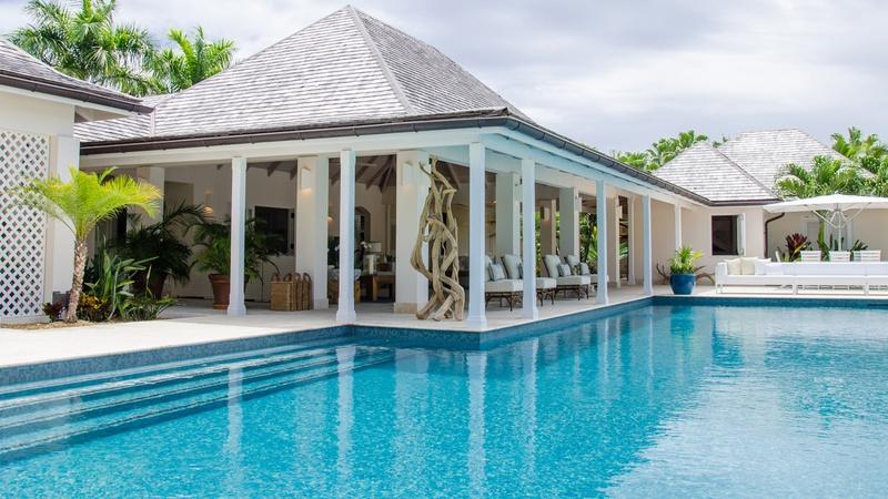 Sandpiper Beach House, Antigua, Long Island, Jumby Bay Island