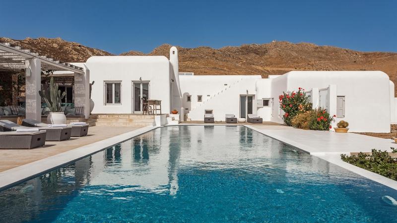 Villa Pacino, Greece, Cyclades, Mykonos - Edge Retreats