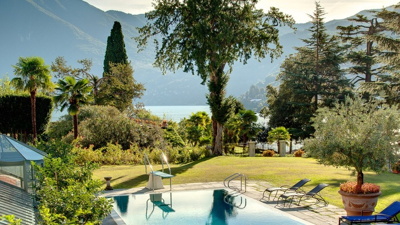 LAKE COMO LUXURY VILLA BELLINI